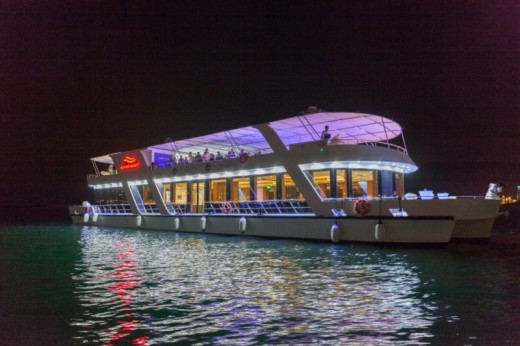 Dinner Cruise in Dubai